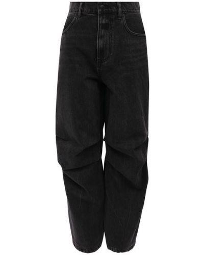Хлопковые джинсы - серые Denim X Alexander Wang