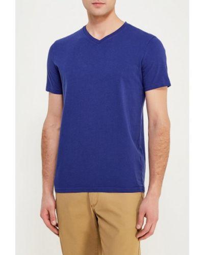 Синяя футболка United Colors Of Benetton