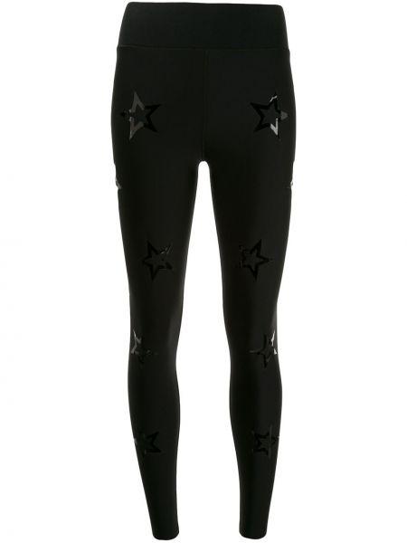 Нейлоновые черные спортивные брюки эластичные Ultracor