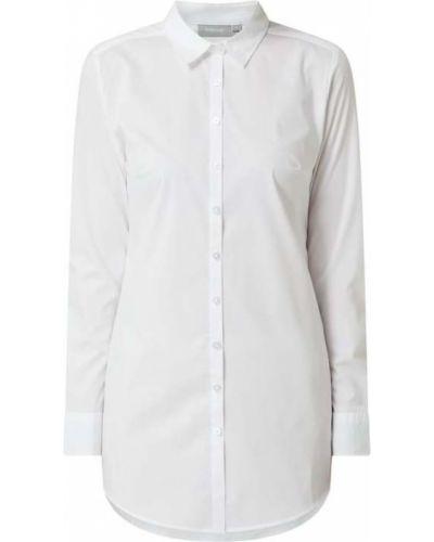 Biała bluzka zapinane na guziki Fransa