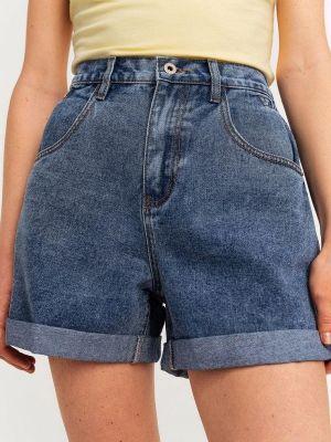 Синие джинсовые шорты Befree