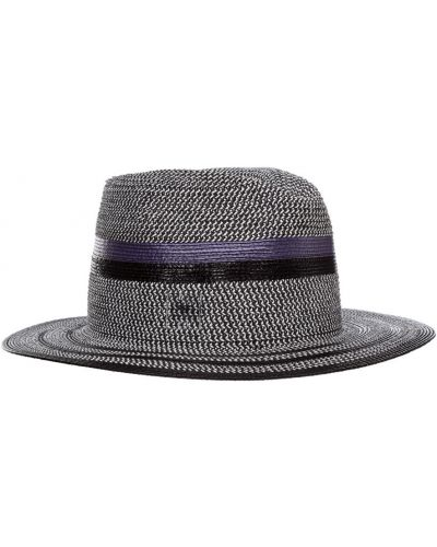 Czarny kapelusz Emporio Armani