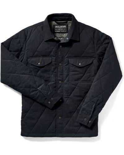 Niebieska kurtka pikowana Filson