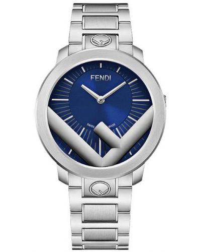 Часы синий Fendi