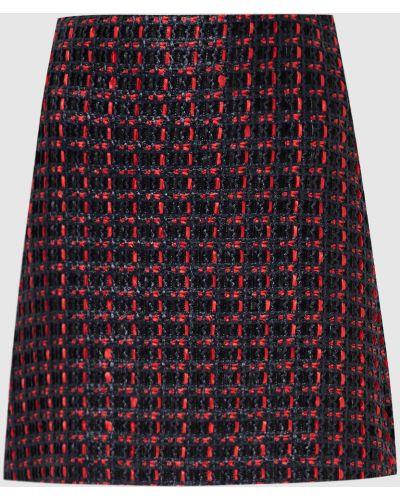 Черная юбка мини Sonia Rykiel