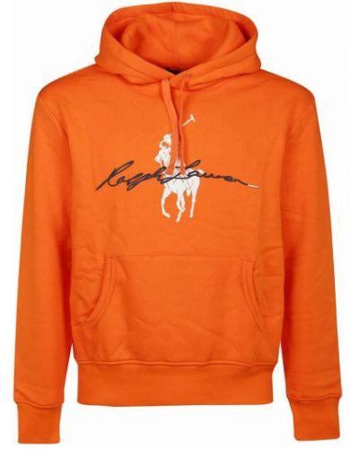 Sweter - pomarańczowy Ralph Lauren