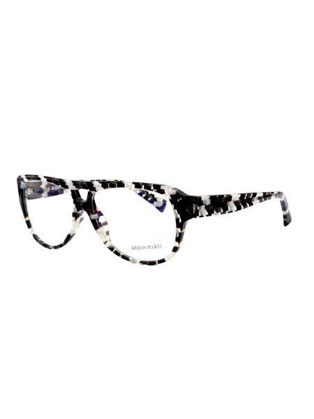 Czarne okulary Alain Mikli