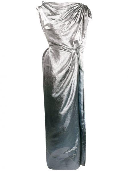 Вечернее платье с рукавами длинное Roland Mouret