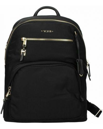 Czarny plecak Tumi