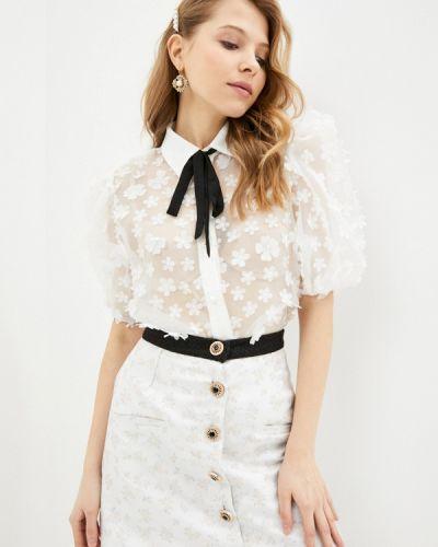 Белая блузка с бантом Sister Jane