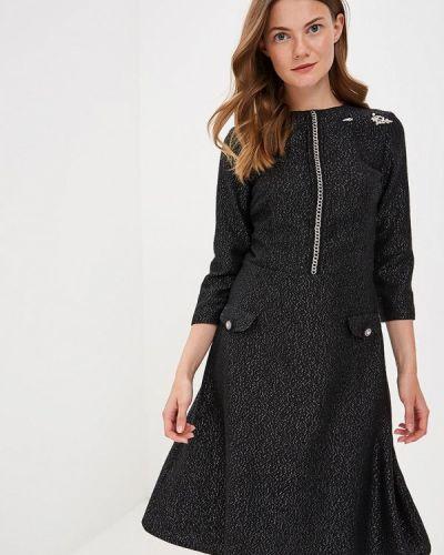Платье - черное Maison De La Robe