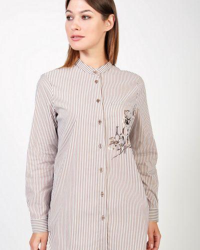 Блузка из вискозы Lecomte