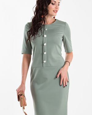 Платье на пуговицах платье-сарафан Taiga