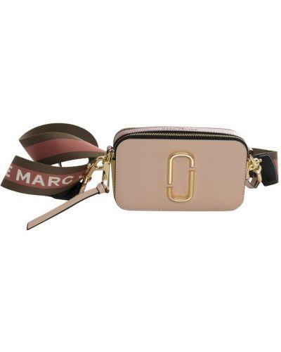 Torba na ramię - różowa Marc Jacobs