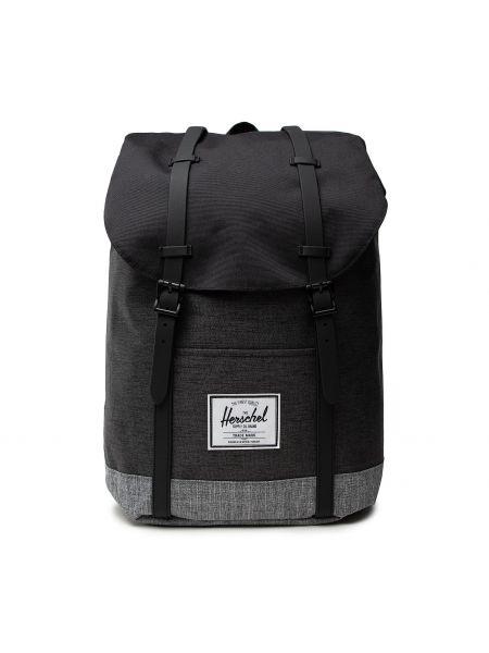 Czarna torebka Herschel