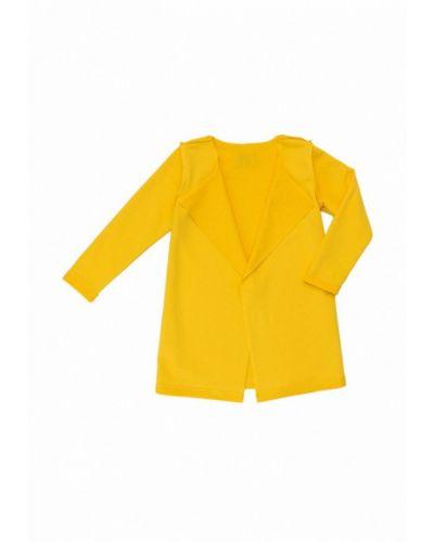 Желтый кардиган Berry Wear