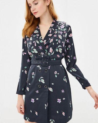 Джинсовое платье платье-пиджак весеннее Pepe Jeans