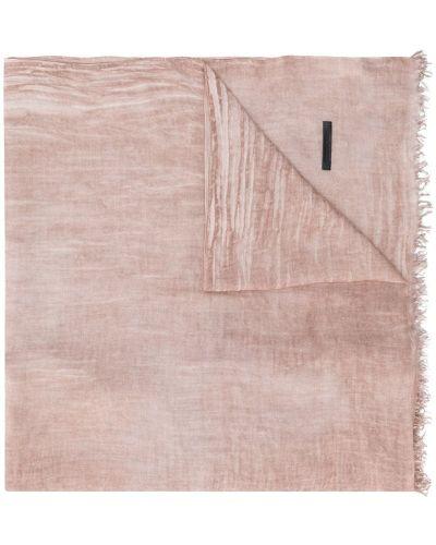 Розовый шарф Cutuli Cult