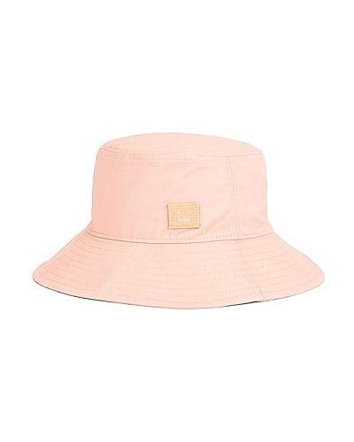 Джинсовая шапка - розовая Acne Studios