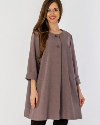Пальто - фиолетовое S&a Style