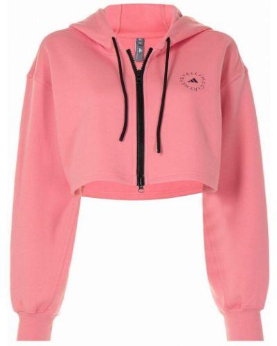 Różowa bluza Adidas By Stella Mccartney