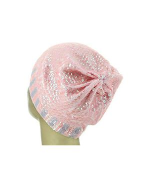 Шапка розовый Blumarine