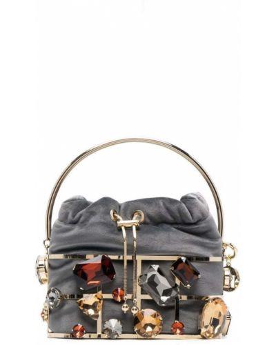 Złota torebka Rosantica
