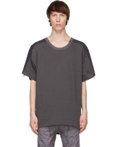 T-shirt bawełniany krótki rękaw Blackmerle