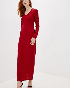 Вечернее платье красный осеннее With&out