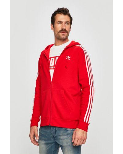 Кофта красный Adidas Originals