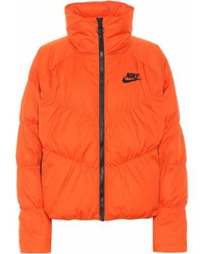 Прямая стеганая куртка Nike