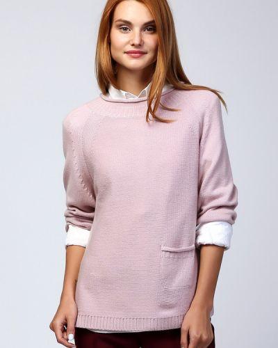 Пуловер с рукавом реглан кашемировый Just Valeri