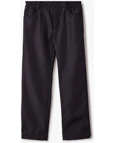 Свободные теплые черные брюки Finn Flare