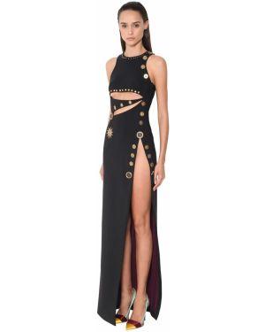 Платье макси с завышенной талией длинное Fausto Puglisi