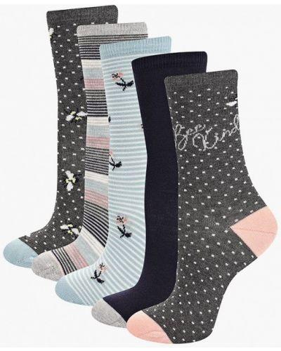 Серые носки Marks & Spencer