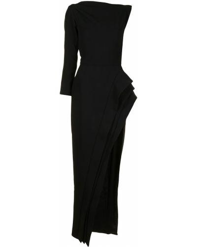 Czarna sukienka Maticevski