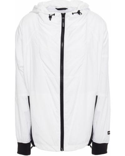 Белая куртка сетчатая Dkny
