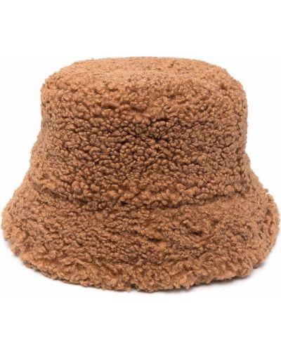 Brązowy kapelusz Apparis
