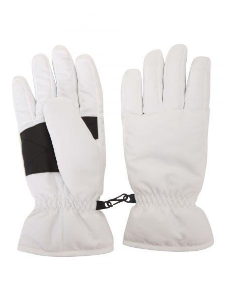 Rękawiczki narciarskie - białe Mountain Warehouse