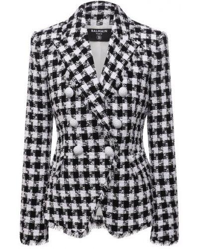 Пиджак на подкладке - белый Balmain