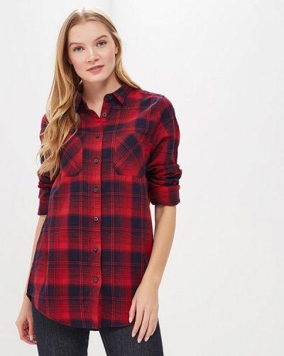 Красная рубашка с длинным рукавом Brave Soul