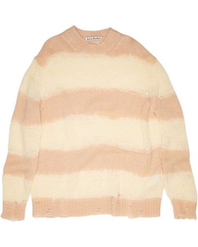 Sweter - żółty Acne Studios
