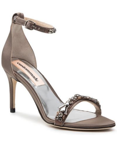 Szare sandały Custommade