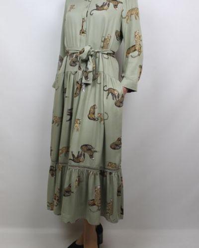 Платье - хаки Piena