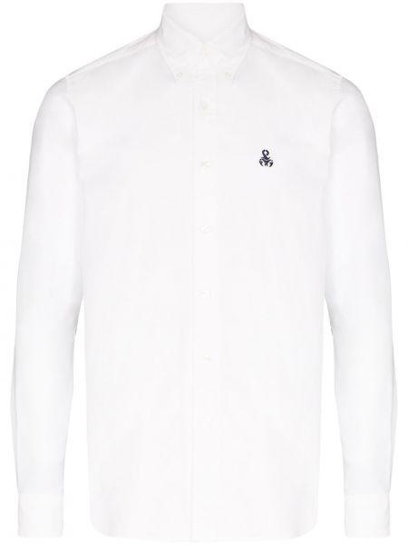 Батистовая оксфордская рубашка Sophnet.