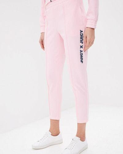 Спортивные брюки розовый Juicy By Juicy Couture