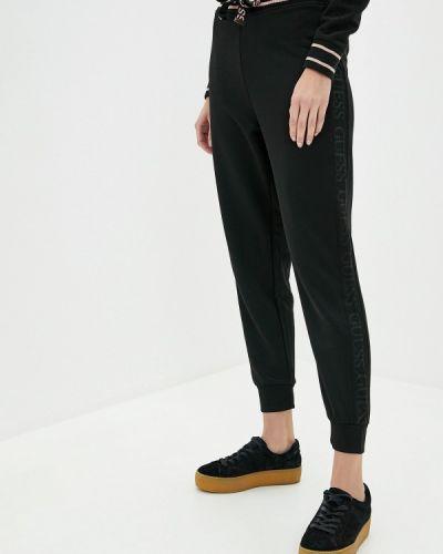 Спортивные брюки черные Guess Jeans