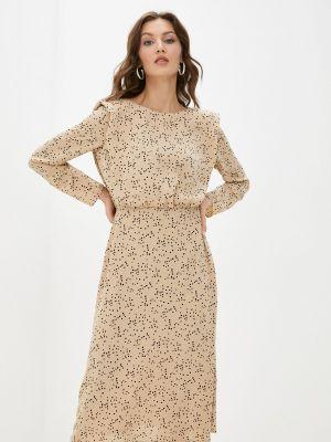 Вечернее платье - бежевое Vittoria Vicci
