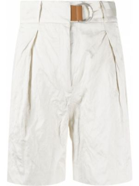 Белые шорты с карманами Fabiana Filippi