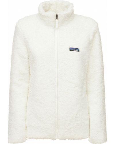 Куртка на молнии - белая Patagonia